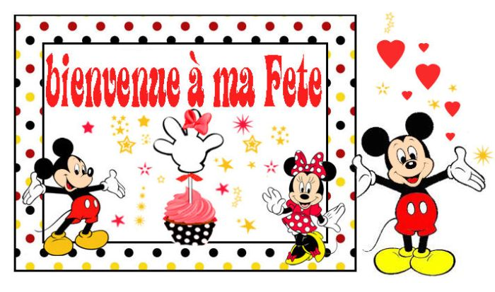 coloriage minnie