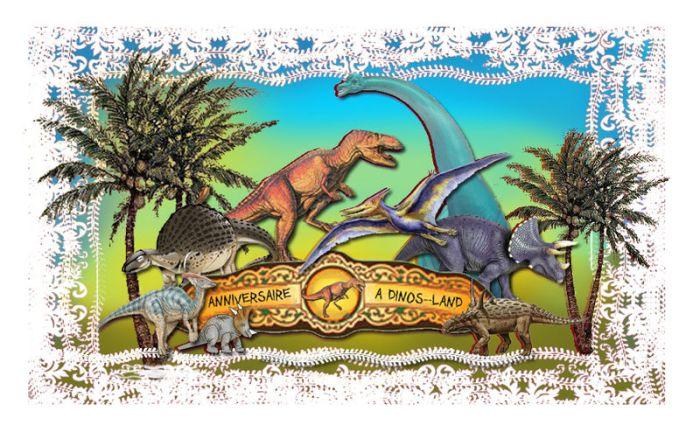 images de dinosaures a imprimer