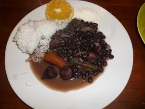 cuisson des haricots noirs