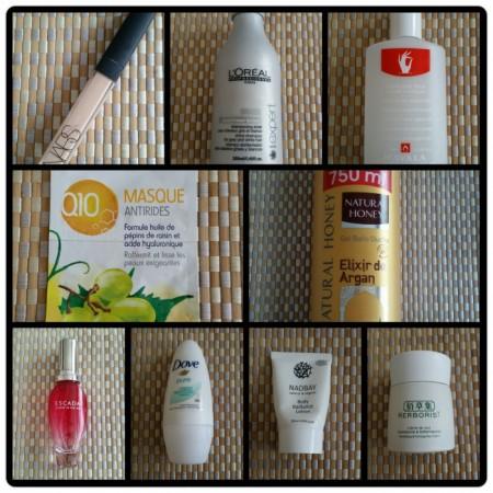 produits cosmetiques avril