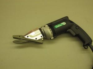 rental 19-1009 electric steelhead concrete shear cutter