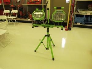 misc rental tools 19-1014 Quartz work light 1500 Watts