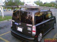 Ok, This Roof Rack Trend Has Gone Too Far (Scion XB)