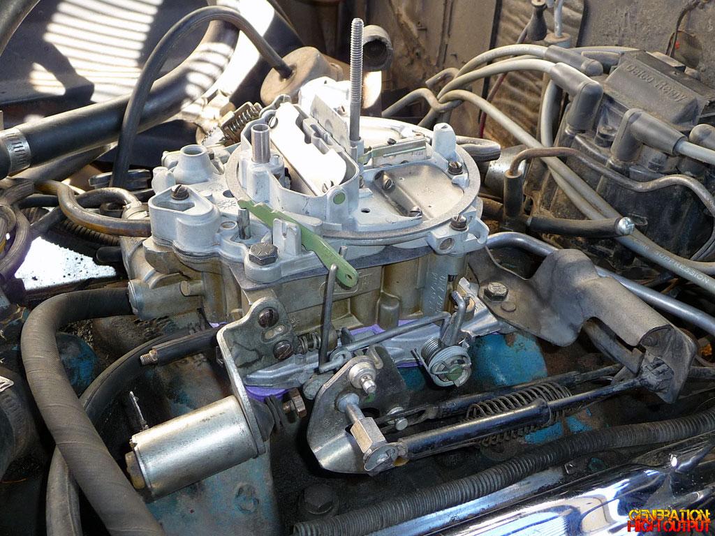 rochester 4 barrel carburetor diagram stewart warner gauges wiring diagrams rebuilding a quadrajet   genho