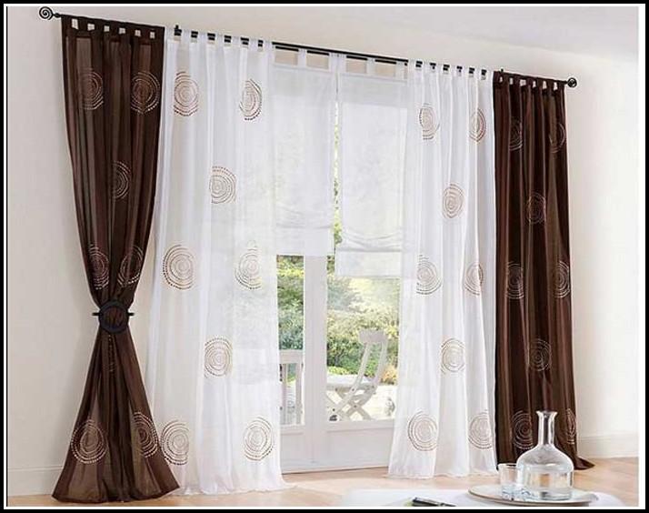 Vorhnge Wohnzimmer Ideen Cheap Moderne Gardinen Ideen Fr