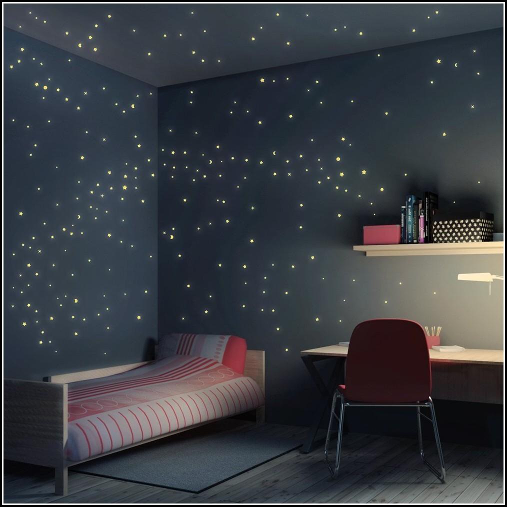 Sternenhimmel Im Schlafzimmerselber Bauen  schlafzimmer