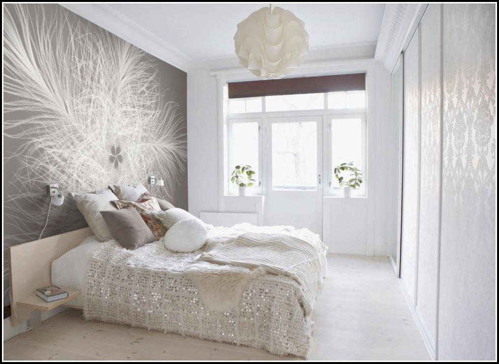 Tapeten Ideen Fr Schlafzimmer  schlafzimmer  House und