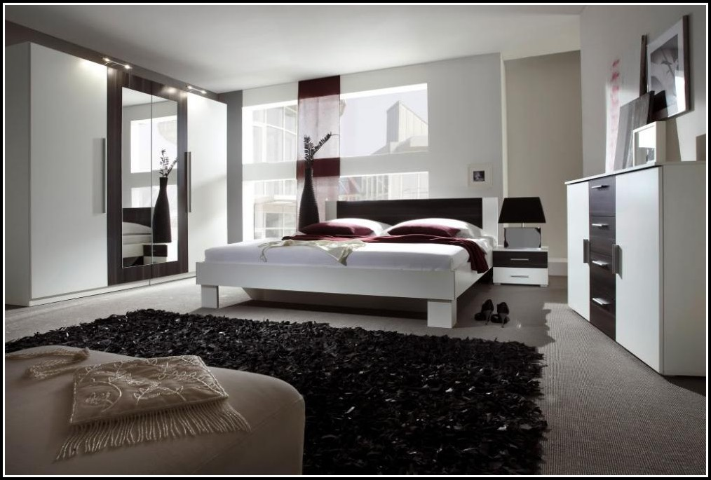 Billige Schlafzimmer Komplett Mit Matratze Download Page  beste Wohnideen Galerie
