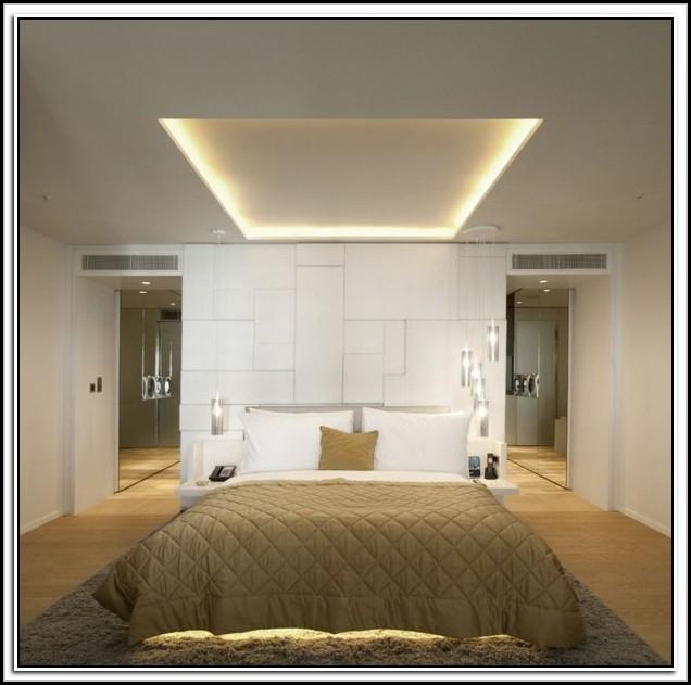 Ideen Indirekte Beleuchtung Schlafzimmer  Beleuchthung