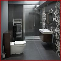 Kleines Badezimmer Mit Schräge Einrichten   Badezimmer ...