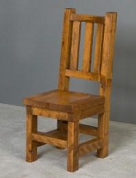 Chair in Barnwood - Generation Log Furniture