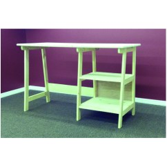 Pine Sofa Tables Bed 3 In 1 Hobby Desk | Generations Home Furnishings