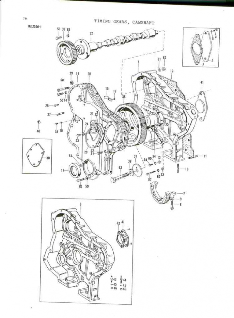 hight resolution of ford 3000 engine diagram wiring libraryimages of massey ferguson parts online