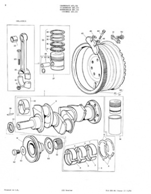135 massey ferguson parts manual The
