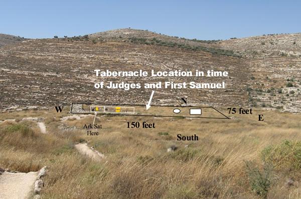 Bilderesultat for tabernacle at Shiloh