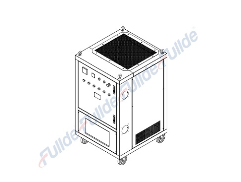 45KW 380V Intelligent AC Load Bank Automatic With Local