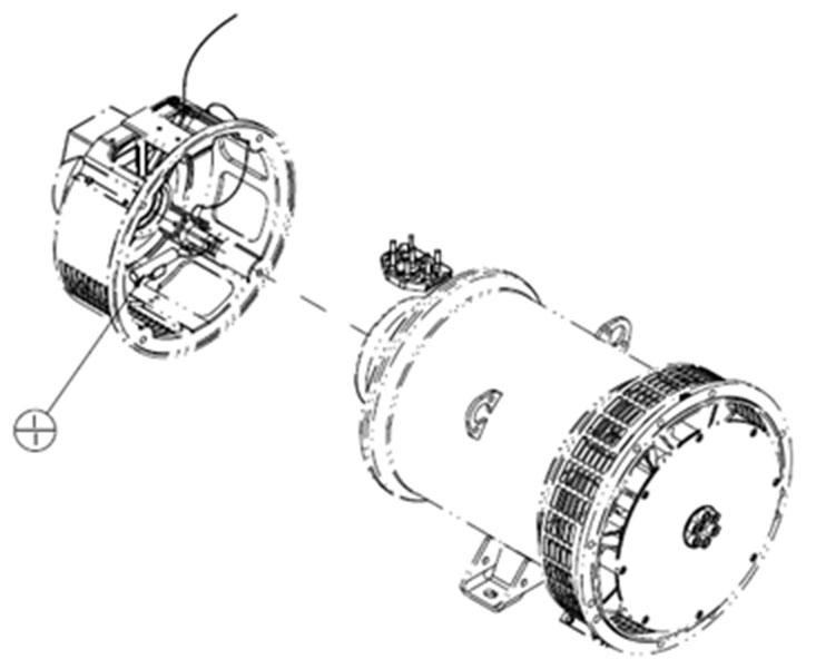 Cummins Onan Connect Series Accessory Alternator Heater