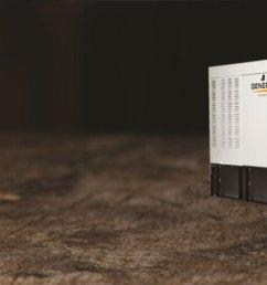 generac automatic standby generator system [ 1920 x 500 Pixel ]