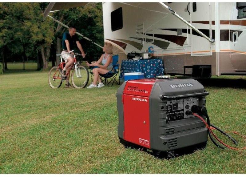 Honda Power Equipment EU3000IS 3000W 120V
