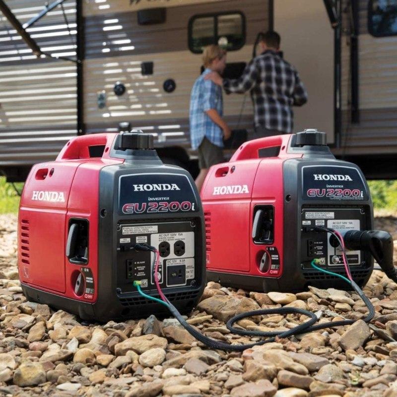 Honda EU2200IC 2200-Watt