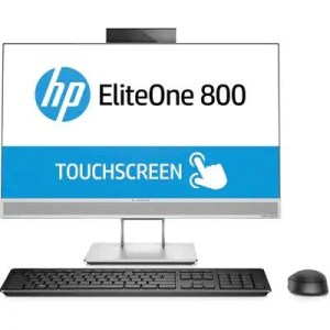 "LCDPC M-TOUCH HP ELITE 800 G4 4KX13ET 23.8"" FHD IPS I7-8700 8GBDDR4 512GBSSD W10PRO ODD CAM DP HDMI 7USB GLAN T+M 3Y"