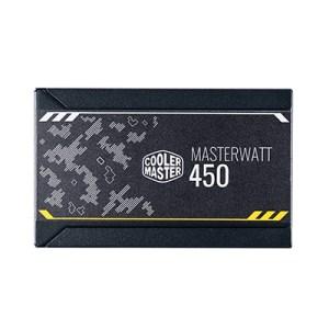ALIMENTATORE ATX 450W COOLERMASTER TUF MPX-4501-AMAAB-EF PFC ATTIVO 80+BRONZE 240VAC FAN120MM CAVO EU