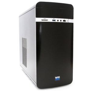 PC WINBLU ENERGY L3 4075W10 H310 INTEL I3-9100F 8GBDDR4-2666 256SSD DVDRW+CR GT710/1G T+M W10PRO/64 2Y ONSITE