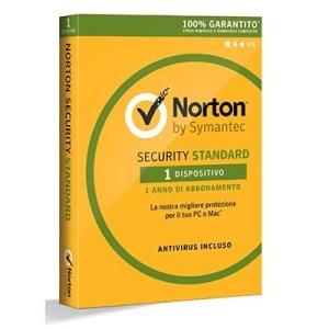 NORTON SECURITY STANDARD 3.0 - 1 DISPOSITIVO (21355483) X WINDOWS/MAC/ANDROID/IOS