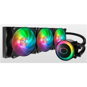DISS A LIQUIDO COOLER MASTER MLX-D36M-A20PC-R1 ML360R RGB INTEL LGA 775>2066 AMD AM4>FM1 3X120X120X25MM 30DBA 2000RPM