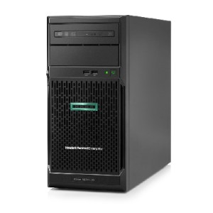 Server Hp P06785-425 Ml30 Gen10 Tower Xeon 4c E2124 3.3ghz 16gbddr4 Nohdd No Odd 4x3.5 Lff Hp S100i 2glan 1x350w Gar  Fino:01/06