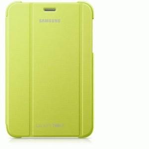 """Custodia Samsung Efc-1g5smecstd A Libro Rigida Per """"galaxy Tab 2 7.0"""" - Verde"""