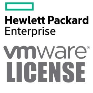Sw Hp F6m48a Vmware Vsphere Essentials Plus - Licenza + Supporto Per 1 Anno 24x7 - 6 Processori - Licenza Fisica Fino:31/07
