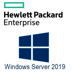 Sw Hpe P11081-b21 Microsoft Windows Server 2019 50user Cal Emea Ltu Fino:31/07
