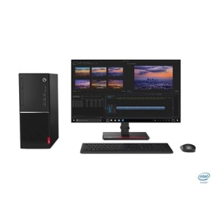 Pc Lenovo Thinkcentre V530 11bh000gix 15lt I3-9100 1x8ddr4 256ssd W10pro Odd 7in1 10usb Glan Dp Hdmi Vga T+musb 1yos Fino:30/09