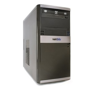 Pc Winblu Energy L5 4105 H310 Intel I5-9400f 8gbddr4-2666 1tbsata Dvdrw Gt710/1g Freedos T+m 2y