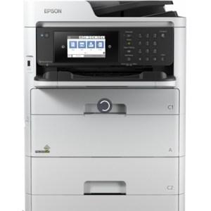 Stampante Epson Mfc Ink Rips Workforce Pro Wf-c579rd2twf C11cg77401br A4 4in1 34ppm Adf50fg F/r 1330fg Lan Wifi