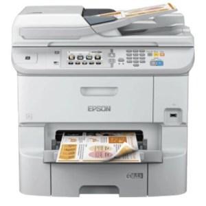 Stampante Epson Mfc Ink Workforce Pro Wf-6590dwf C11cd49301 4in1 A4 34ppm F/r 500fg Lcd Usb Lan Wifi