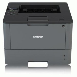 Stampante Brother Laser Hl-l5100dn A4 40ppm Usb Lan F/r Fino:31/07