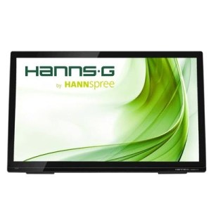 "Monitor M-touch Hannspree Lcd Led 27"" Wide Ht273hpb 8ms Mm Fhd 1000:1 Black Vga Hdmi Vesa Fino:06/07"