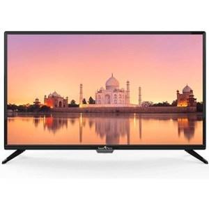 """Tv Led Smart-tech 32"""" Wide Le32z4ts Dvb-t2/s2 Hd 1366x768 Black Ci Slot Hm 3xhdmi Vga Usb  Vesa"""