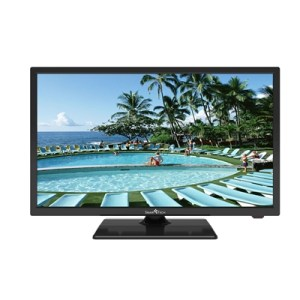 "Tv Led Smart-tech 21.5"" Wide Smt2219dts Dvb-t2/s2 Fhd 1920x1080 Black Ci Slot Hm Hdmi Vga Usb Vesa"