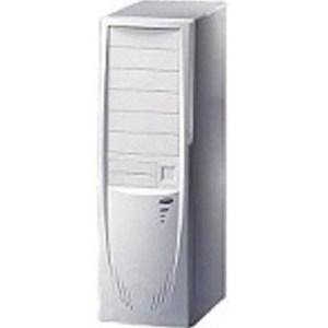 """Cabinet Atx Tower Oem 450w 6x5.25"""" 2x3.5"""" 4x3.5""""int. - 20+4p Bianco 01bg001614501"""