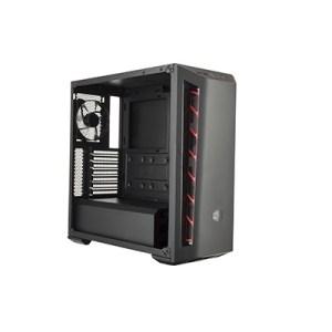 Cabinet Atx Midi Tower Cooler Master Mcb-b510l-kann-s00 Masterbox Mb510l Red 7slot 2x3.5 4x2.5 2xusb3.0 No Alim Windowed