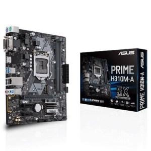 Mb Asus Prime H310m-a R2.0 H310 1151 2xddr4dc-2666 Vga Dsub Dvi Hdmi 1xpcie3.0x16 4xsata3 M2 Gblan 4xusb3.0 Matx 90mb0z10-m0eay0