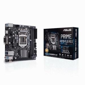 Mb Asus Prime H310i-plus R2.0-csm H310 1151 2xddr4dc-2666 Vga 1xpcie3.0x16 Dsub Dvi-d 4xsata3 4xusb3.1 Miniitx 90mb1090-m0eayc