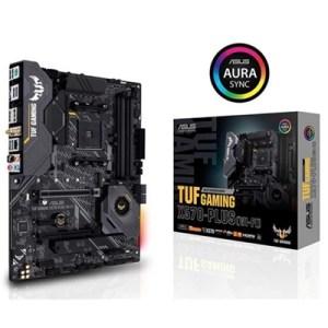 Mb Asus Tuf Gaming X570-plus Wi-fi Lga Am4 X570 Amd 4xddr4dc-4400o.c. 1pcie4.0x16 Vga 8sata3r M.2 Usb3.2 Atx 90mb1170-m0eay0