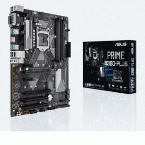 Mb Asus Prime B360-plus B360 Lga1151 4xddr4dc-2666 Vga Dsub Dvi Hdmi 1xpcie3.0x16 6xsata3 M.2 Gblan 2xusb3.1 Atx 90mb0wb0-m0eay0