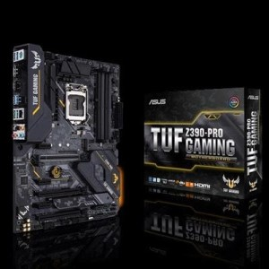 Mb Asus Tuf Z390-pro Gaming Z390 1151 4xddr4dc-4133o.c. Vga Hdmi Dp 2xpcie3.0x16 6xsata3 M2 Usb3.1 Atx 90mb0ya0-m0eay0