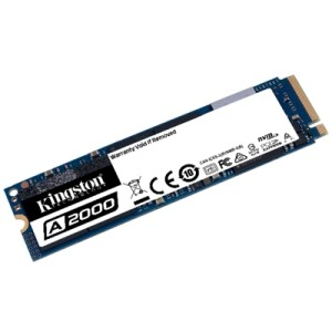 Ssd-solid State Disk M.2(2280) Nvme  500gb Pcie3.0x4 Kingston Sa2000m8/500g Read:2200mb/s-write:2000mb/s