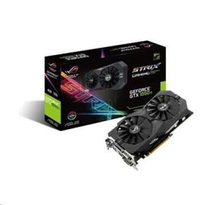 Svga Asus Rog-strix-gtx1050ti-4g-gaming Nvidia 4gddr5 128bit Pcie3.0 7680x4320 2xdvi-d Hdmi Dp Opengl4.5 2slot 90yv0a31-m0na00